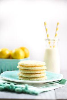 Easy Lemon Sugar Cookies from Our Best Bites