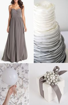 Hues You'll Heart: Bridesmaid Dress Edition - www.theperfectpalette.com - Color + Styling Ideas for Weddings