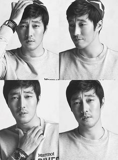 MORE OF SO JI SUB FOR MARMOT'S S/S 2015 AD CAMPAIGN