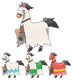 Image result for horse fakemon