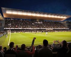 New images: Fulham's Riverside Stand project to create 'world-class leisure destination'