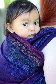 5e4edf0f0 Inda Jani Fular Rayado Wrap - 5 Minute Recess Nošení Dětí, Rodičovství S  Posilováním Vazby