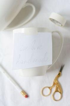 die besten 25 tassen beschriften ideen auf pinterest glas beschriften tasse gestalten und. Black Bedroom Furniture Sets. Home Design Ideas