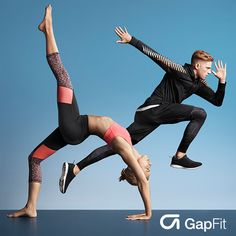 Ring in the new year in GapFit's best styles. Shop activewear designed to keep you dry and warm for any and all workouts.