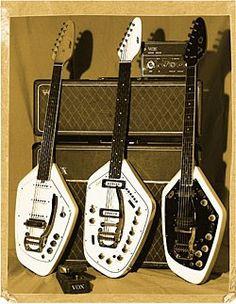 Vox Phantom Guitars