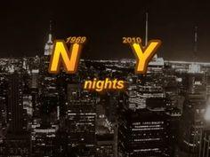 New York Nights 2010 with hazy memories of 1969. A video by Wolfgang Schellhorn and Schorsch Hampel - New York nachts 2010 mit verschwommenen Erinnerungen an 1969