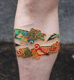 피타🇰🇷Pitta (@pitta_kkm) • Instagram photos and videos Dragons winding on both forearms Pitta, Cool Tats, Body Is A Temple, Tatting, Cuff Bracelets, Piercings, Photo And Video, Instagram, Dragons