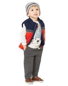 Gymboree Little Boys Arctic Adventure Outfit