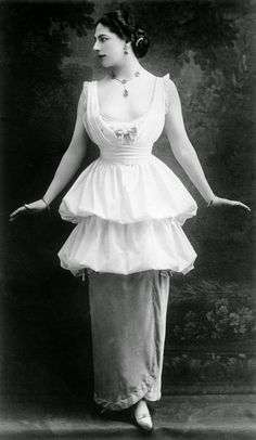 Mata Hari via Gods and Foolish Grandeur