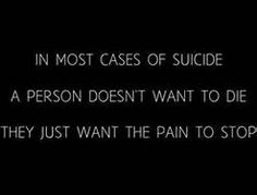 depression/suicide quotes with pics - Bing Images