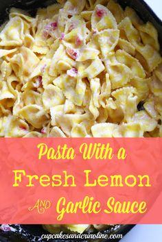 Fresh Lemon Cream Pa