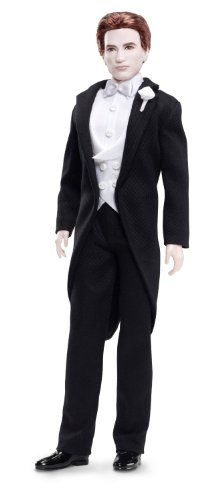 Barbie Collector the Twilight Saga: Breaking Dawn – Edward Doll Cute Gift for Everyone Fast Shipping  #barbiecollector
