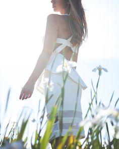 Summer All White fashion on Friend in Fashion www.friendinfashion.blogspot.com