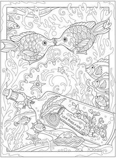 ausmalbilder unterwasserwelt - ausmalbilder für kinder | ausmalbilder tiere, ausmalbilder, ausmalen