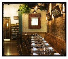 Aurora Soho Restaurant - New York City