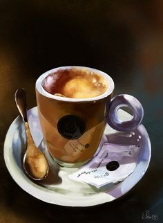 Spanish Coffee by Luis Peso (9monos), via Flickr