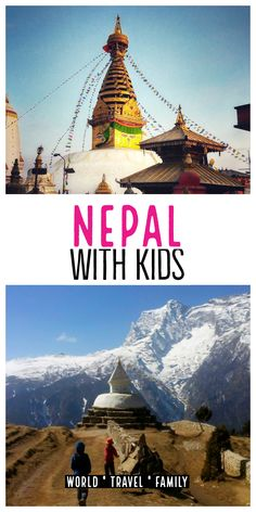 So we've done Nepal with kids a few times. It's a challenging international travel destination to do with kids but after problems with sickness, power cuts, earthquakes and - climbing mountains, our second time in Nepal saw my kids get to Everest Base Camp. We also visited Kathmandu, Chitwan, Pokhara, Bhaktapur, Nagarkot and more. We did all the things to do, saw all the things to see, ate all the food. Want to find out more about Nepal with kids? Read on. #Nepal