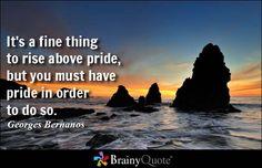 Pride Quotes - BrainyQuote