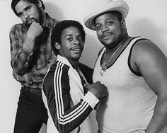 "The Sugarhill Gang is an American hip hop group, known mostly for its 1979 hit ""Rapper's Delight,"" the first hip hop single to become a Top 40 hit."
