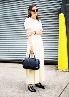 17 Easy Fall Outfits You Can Wear From Day to Night via @WhoWhatWear @gtl_clothing #getthelook http://gtl.clothing