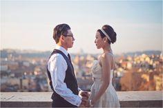 rome wedding inspiration