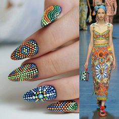 These nails are just down right Awesome!