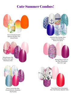 Gel Pedicure Designs Color Combos Ideas For 2019 Nail Art Designs, French Manicure Designs, Pedicure Designs, French Manicures, French Pedicure, Pedicure Ideas, Summer Nail Polish, Cute Summer Nails, Nail Polish Colors