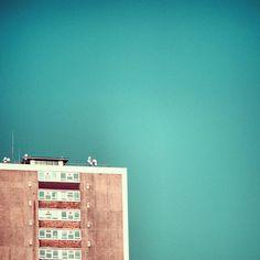 Beautifully Minimalistic London Architecture Photography - UltraLinx