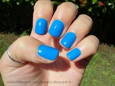 CHIKI88...  my passion for nails!: Sunglasses and bikini - Faby - Swatches