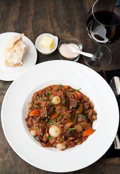 Italian-Style Beef and Porcini Stew