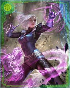 RPGOTG - [Faltine Lineage] Clea  | can we all agree on how underrated Clea Strange is? - Visit to grab an amazing super hero shirt now on sale!