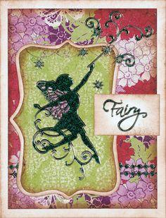 Black Glitter Fairy Dazzles™