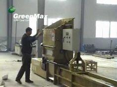 GreenMax EPS Styrofoam Compactor