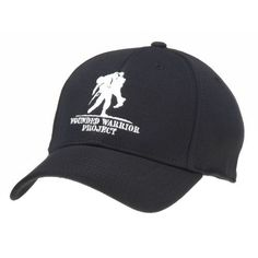 6b47f523b01 Under Armour Men s Wounded Warrior Project Stretch Fit Cap (Black White