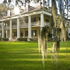 The Houmas, also known as Burnside Plantation, 1840 --  Darrow, Louisiana
