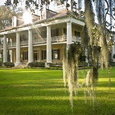 The Houmas, also known as Burnside Plantation, 1840 --  Darrow, Louisiana
