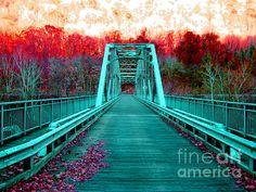 Prints for sale on Fine Art America.com Fayette Station Bridge Fayetteville West Virgina