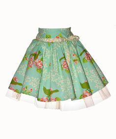 Look what I found on #zulily! Breeze Fiona Skirt - Infant, Toddler & Girls #zulilyfinds