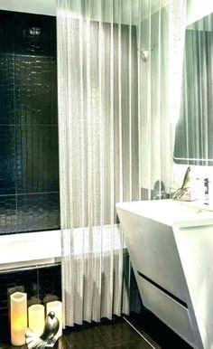 96 Inspirational Unique Shower Curtain Ideas 2019 - Home Design Ideas Curtains Uk, Cool Curtains, Funny Shower Curtains, Bathroom Shower Curtains, Clawfoot Tub Shower, Basket Weave Tile, Diy Shower, Small Bathroom, House Design