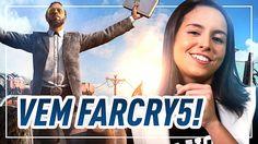 farcry5gamer.comGAMEPLAY ESTENDIDA DE FAR CRY 5! - Ubi Drops #91 Hoje tem substituta da Mari Nery! The Crew 2 com a data de lançamento, Far Cry 5 numa gameplay LINDONA e R6 DE GRAÇA!! Dá play aí e confira as novidades no Ubi Drops de hoje! http://farcry5gamer.com/gameplay-estendida-de-far-cry-5-ubi-drops-91/