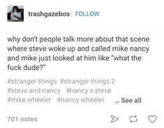 Stranger Things Theme, Stranger Things Funny, Stranger Things Season, Netflix Tv Shows, Should I Stay, Stranger Danger, Joe Keery, Steve Harrington, Don T Lie