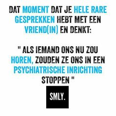 Dat was ook zo My Life Quotes, Best Quotes, Jokes Quotes, Funny Quotes, Funny Pix, Joelle, Dutch Quotes, Happy Vibes, Lol