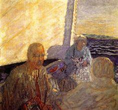 Pierre Bonnard / Sailing