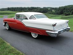 1957 Oldsmobile 98 Holiday Coupe - Barrett-Jackson Auction Company