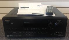 Onkyo Home Theater THX A/V 5.1 Channel 600 Watt Receiver TX-SR701 SOLD!! Was Available at Gadgets and Gold in Gainesville, FL!