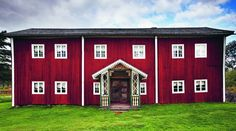 Now on UNESCO World Heritage list. The Hälsingland Farmhouses  | Farmhouses-of-Halsingland-4