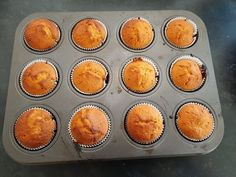 Sütőtökös muffin | GasztroBaráth Winter Food, Muffins, Food And Drink, Low Carb, Cooking Recipes, Snacks, Vegan, Baking, Breakfast
