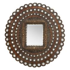 Marrakesh Oval Mirror from Z Gallerie
