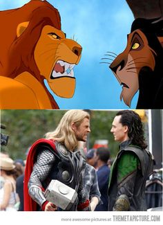 The similarities are quite uncanny