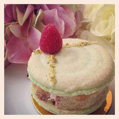 Strawberry Champagne Shortcake